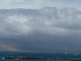 Hawaii-Maui-windy anchorage
