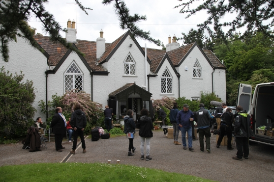 Behind the scenes at Donald Crowhurst's home, Woodlands in Bridgwater